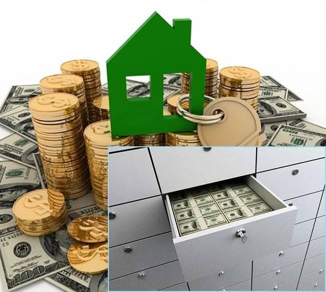 Как передаются деньги при покупке квартиры