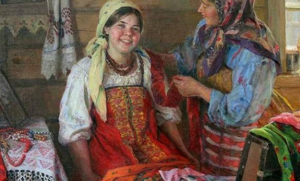 История моды: почему на Руси замужняя женщина покрывала голову