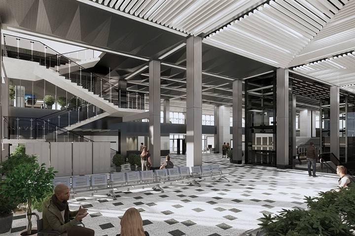 В Москве открылся новый вокзал «Восточный»
