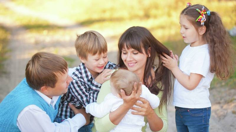 Что положено многодетным семьям в 2021 году