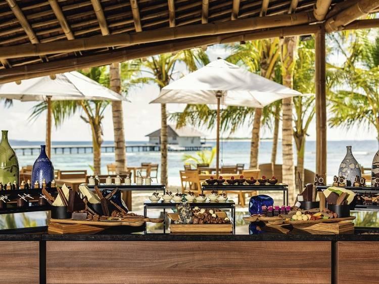 Тропический курорт Mövenpick Resort Kuredhivaru Maldives предлагает клиентам для отдыха личный остров за 1 млн $