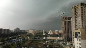 Какой будет погода 18 июня в Москве и Санкт-Петербурге