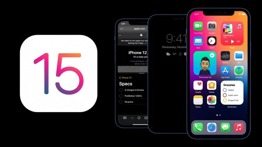 В Apple анонсировали новую операционную систему iOS 15