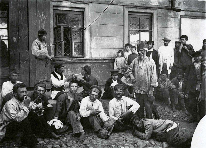 Самосуд в царской России: что делала толпа с преступником