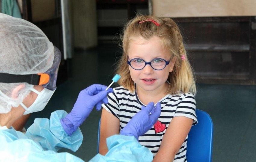 С какого возраста нужно делать детям ПЦР на коронавирус