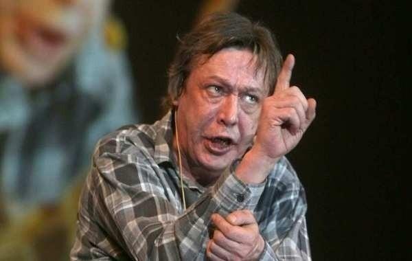У Михаила Ефремова пропала тяга к алкоголю