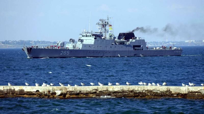 Маневры НАТО в Черном море: стартовали учения Sea Breeze-2021 года