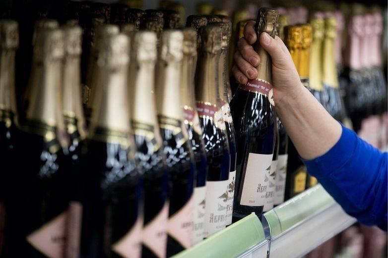 В России введен запрет на название «Шампанское» для вин импортного производства