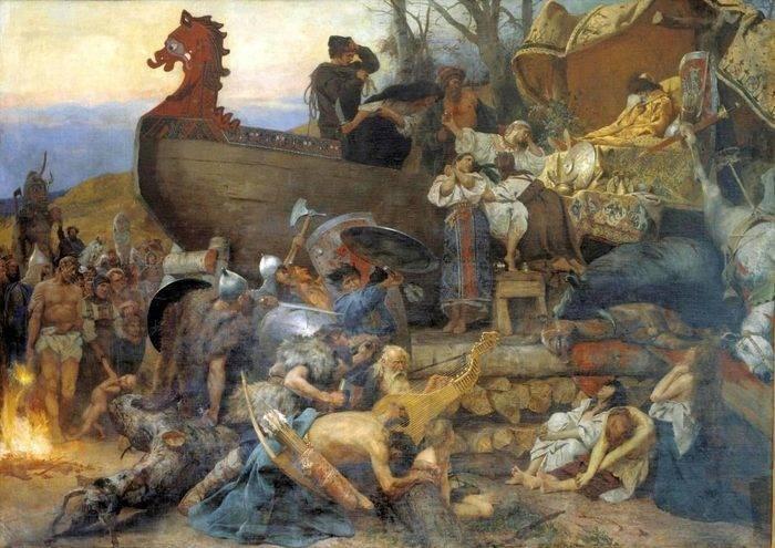 Как в истории зарождалась торговля и развивался рынок