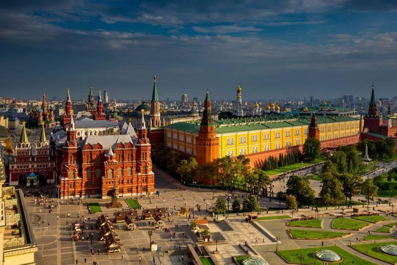 Немецкие журналисты рассказали о том, чем их поразила современная Москва