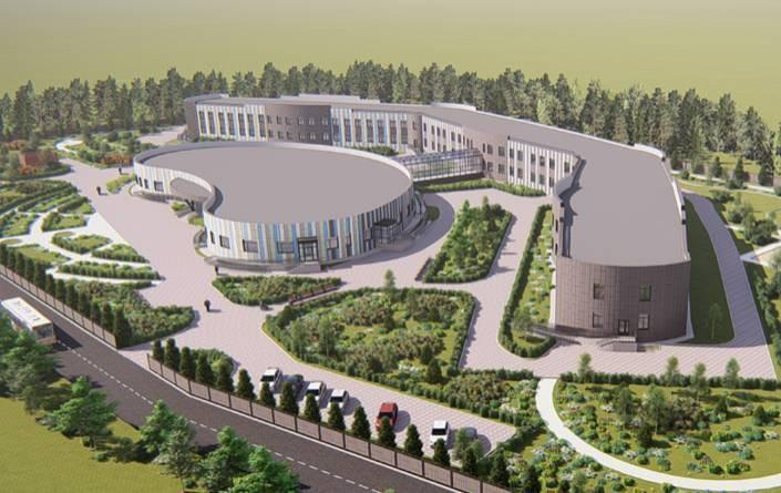 В Великом Новгороде на строительство нового дома престарелых выделено около 1 млрд рублей