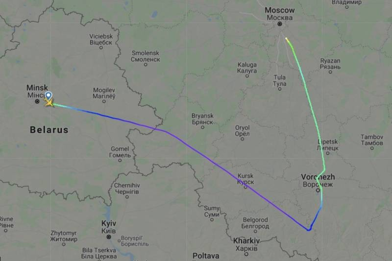 Стали известны новости о лайнере Минск-Анталия, приземлившемся в московском Домодедово и об аварии с Ан-28 в тайге