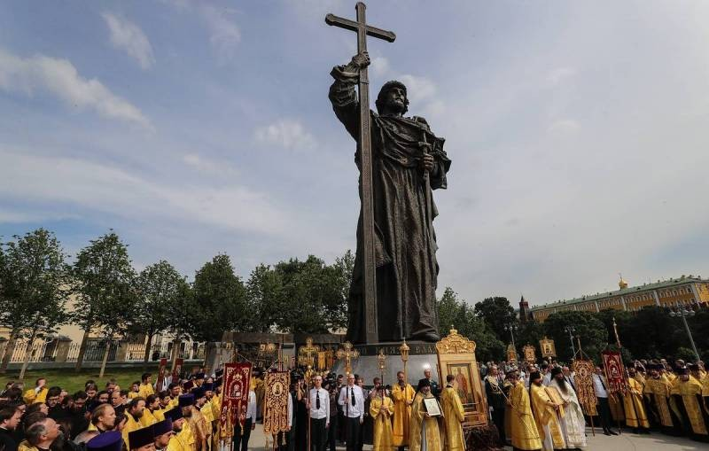 Традиции и запреты на День Крещения Руси 28 июля 2021 года