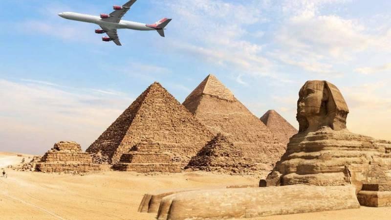Стало известно о возобновлении полетов из России в Египет с 9 августа 2021 года