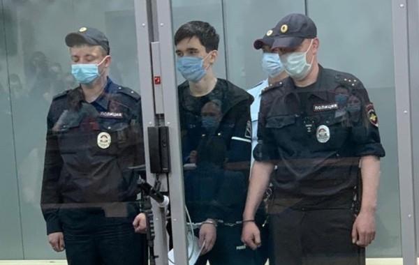 Казанский стрелок предпочел пожизненный срок психбольнице