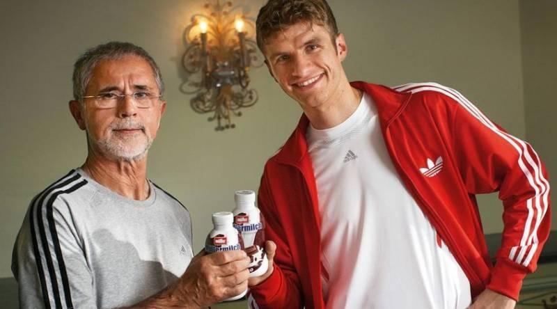 На 76-м году жизни скончался футболист Герд Мюллер