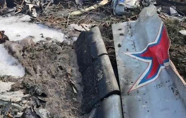 Подтверждена гибель всего экипажа рухнувшего самолета ИЛ-112