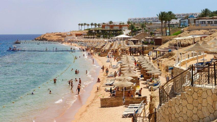 Россияне могут полететь на курорты Египта отдохнуть