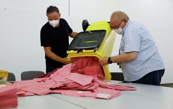Появились окончательные результаты выборов в Германии