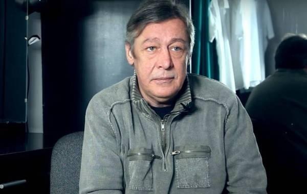 Осужденный актер Михаил Ефремов теряет зрение в колонии