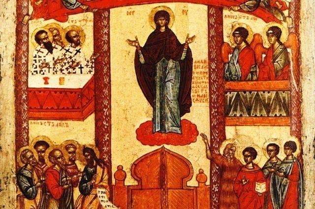 Какого числа отметят в 2021 году праздник Покрова Пресвятой Богородицы